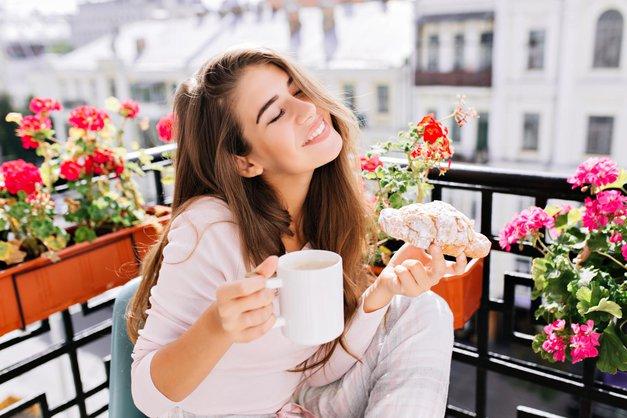 Znanost potrjuje: Če boš vsako jutro naredila TO, se bo tvoje počutje ZELO izboljšalo (foto: Shutterstock)