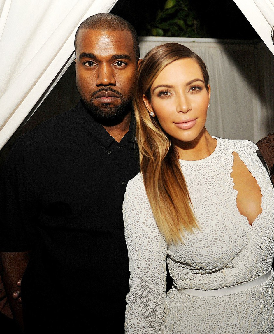 WTF? Kim Kardashian in Kanye West imata BIZAREN hobi, ki ni jasen nikomur (foto: Profimedia)