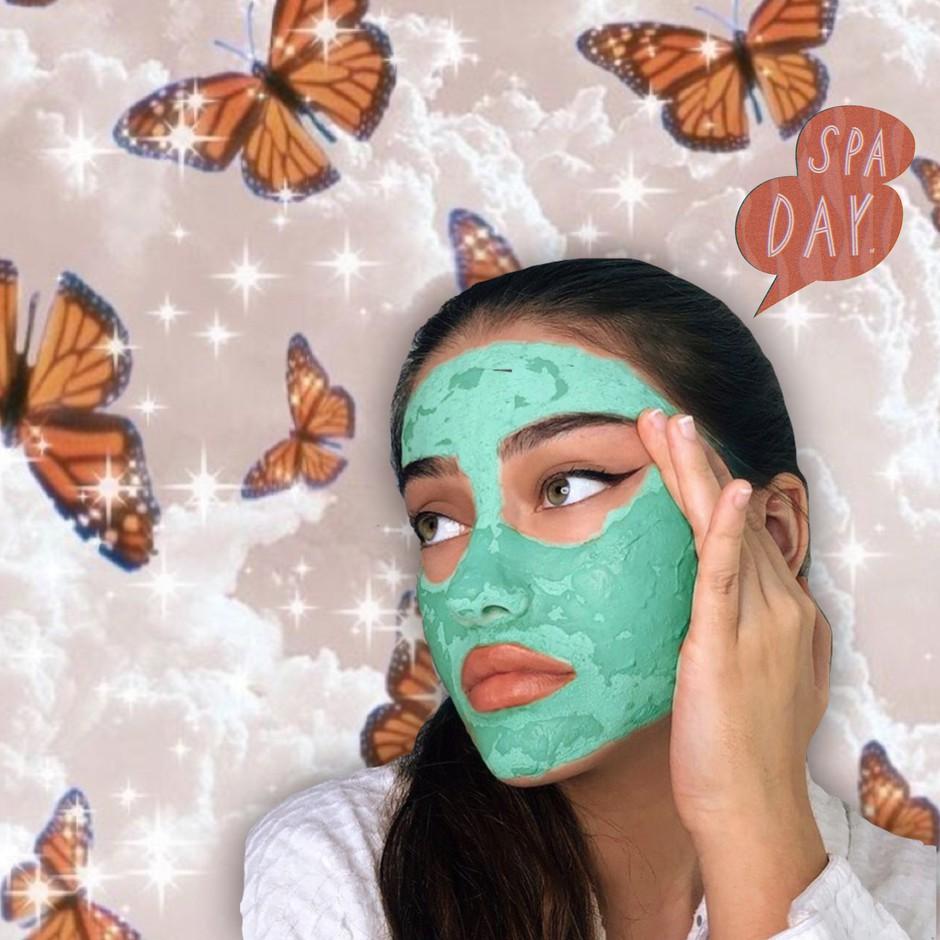 'TO je edina maska za obraz, ki jo zdaj še uporabljam' (izkušnja mlade Slovenke) (foto: Cosmo uredništvo/PicsArt)