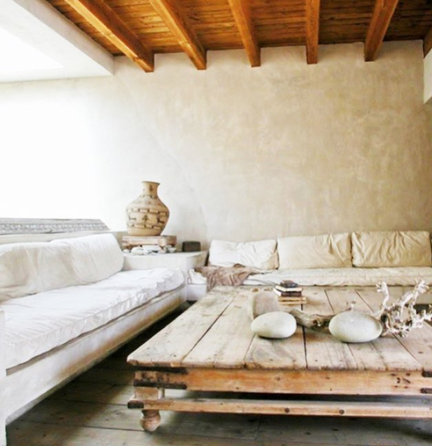HUDOO! Poglej v notranjost najbolj fotografirane hiše na Instagramu (foto: Instagram.com/white + natural interiors)