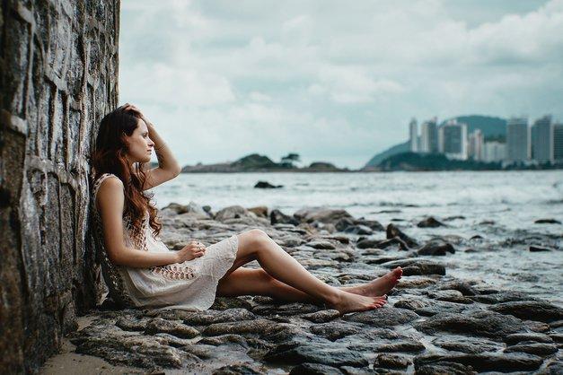 12 pomembnih SPOZNANJ, ki jih odkriješ, ko ostaneš SAM (foto: Unsplash.com/Kleiton Silva)