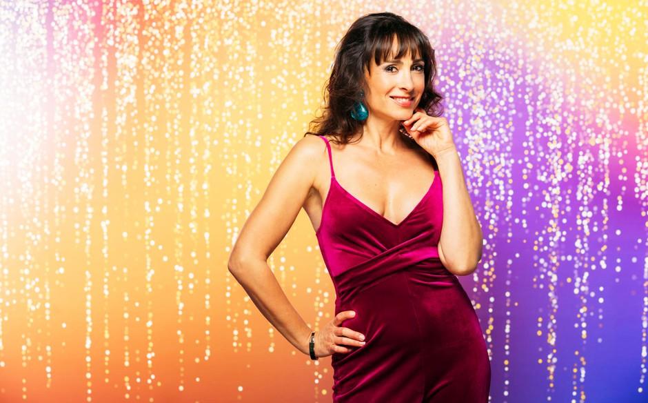 Ja, uau! Hčerka Tine Gorenjak (Zvezde plešejo) je prava lepotica (pa še uspešna!) (foto: Miro Majcen)