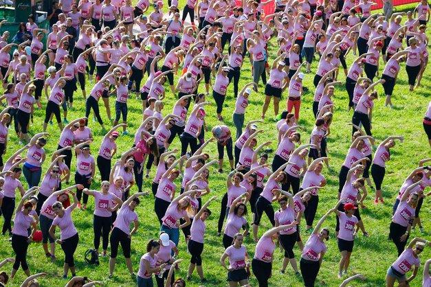 Prihaja največji tekaški dogodek, namenjen ženskam! #dmtek (foto: Promocijsko gradivo)