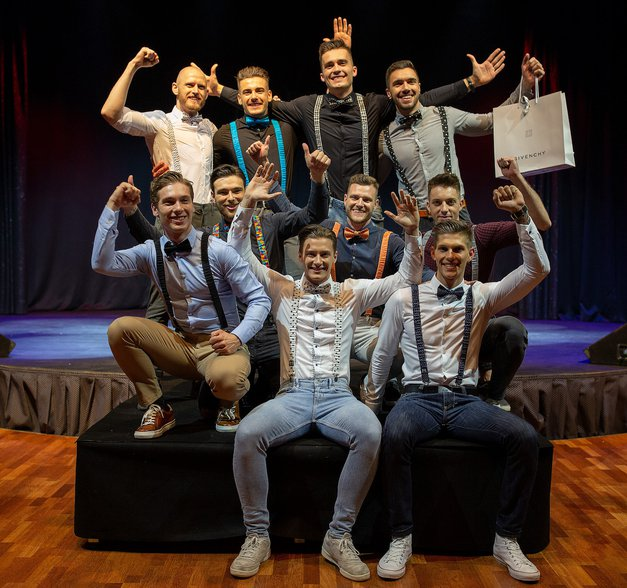 Mister Slovenije 2019: Znanih je 10 finalistov (foto: Luka Brataševec)