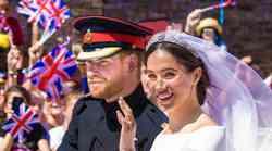 Mladi očka princ Harry je RAZKRIL, kdaj se bo Meghan Markle z dojenčkom PRVIČ pojavila v javnosti
