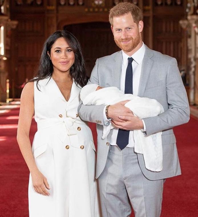 VIDEO: Meghan Markle je podala PRVI intervju z dojenčkom Sussex (+PRVE fotografije) (foto: Profimedia)