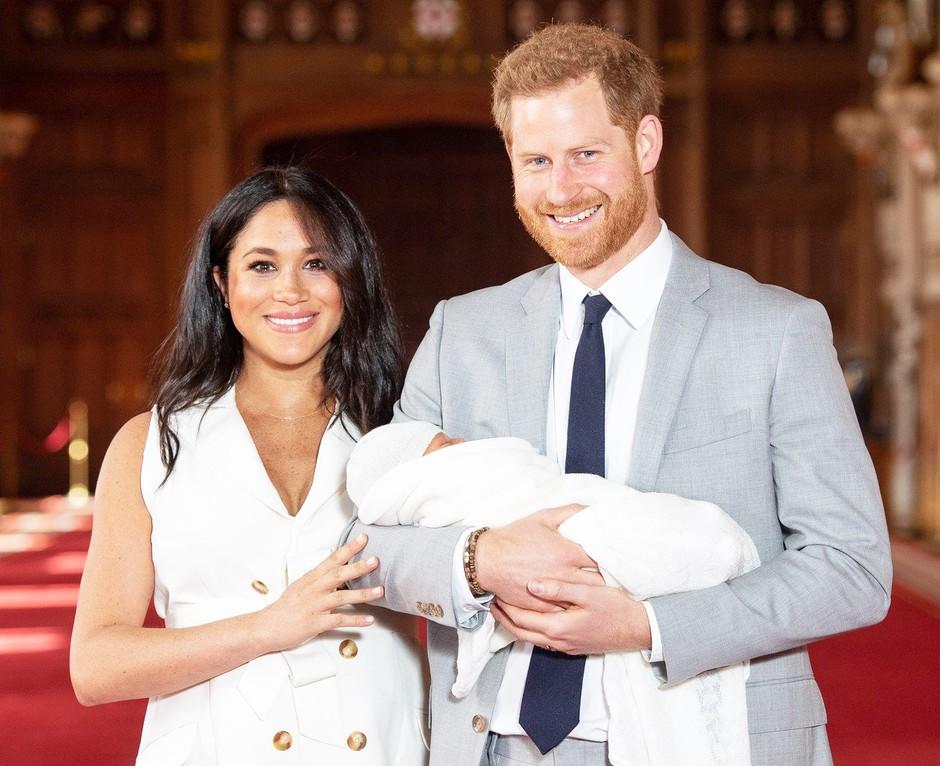 Zdaj je znano, kaj TOČNO sta Meghan in Harry počela tik pred porodom (+nove podrobnosti!) (foto: Profimedia)
