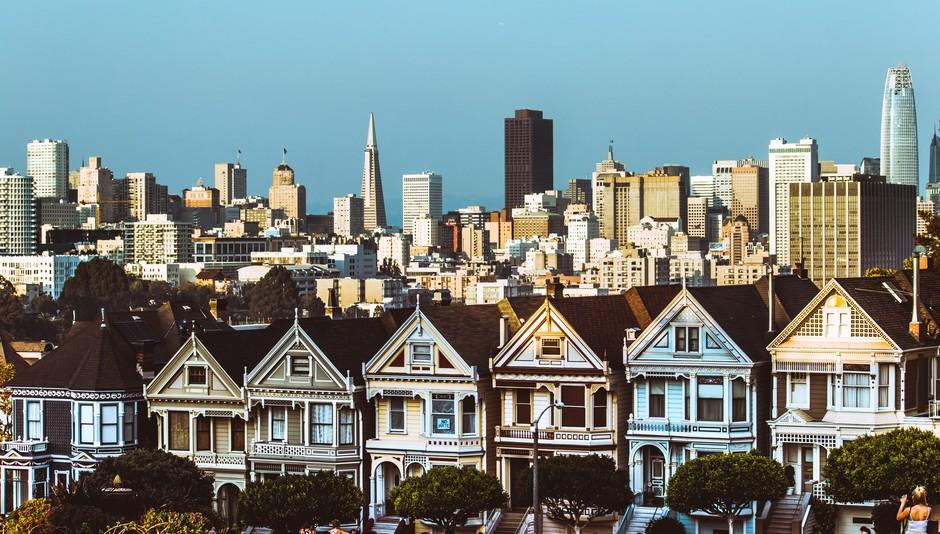 TUKAJ najdeš najlepši pogled na San Francisco (za vse Insta popotnice) (foto: Unsplash.com/Jack Finnigan)