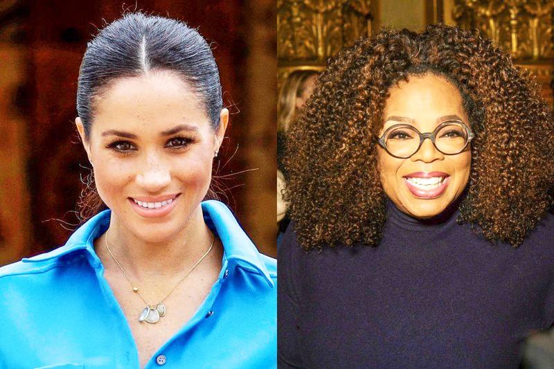 OMG! Oprah je Harryju in Meghan ob rojstvu prvorojenca podarila najbolj KUL darilo (ever!) (foto: Profimedia)