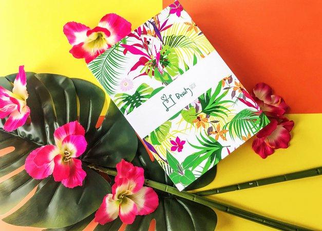 Beauty Box meseca maja te je presenetil z NAJBOLJ priljubljenim slovenskim izdelkom ta hip (foto: Nina Skok)