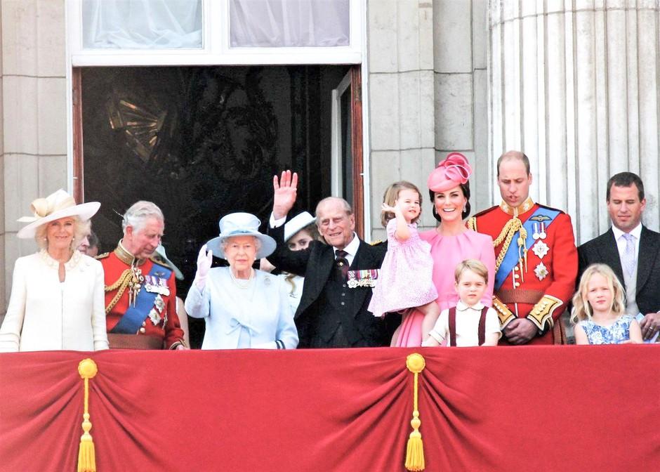 Kraljica Elizabeta bo dobila novega vnuka! Kraljevi par naznanil, da je v pričakovanju! (foto: Profimedia)