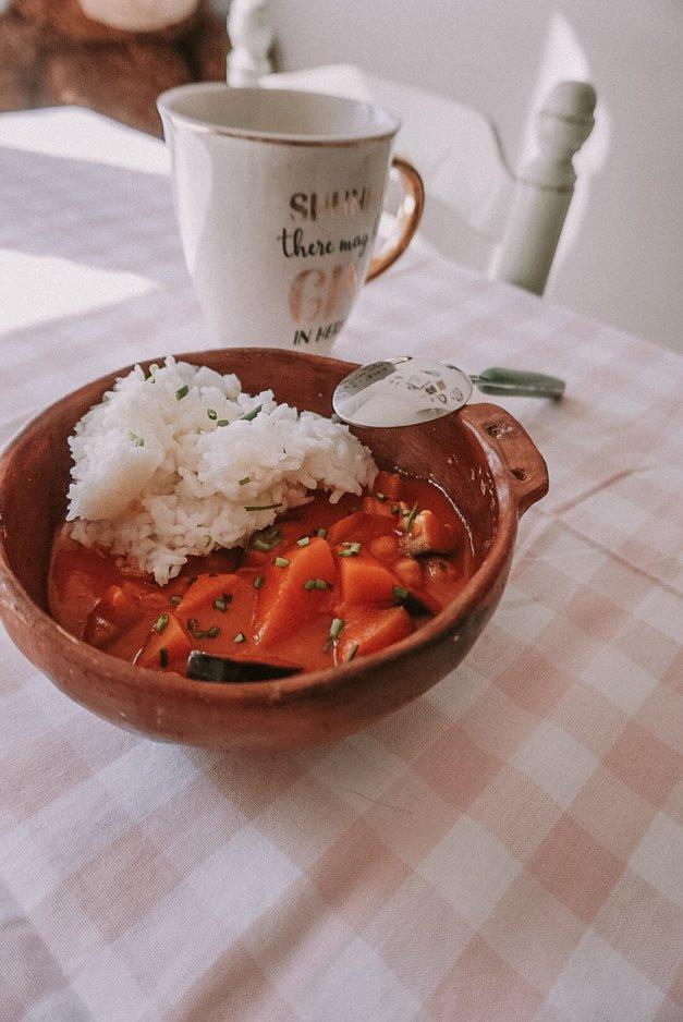 Obožuješ azijsko hrano? Potem moraš poskusiti tajski curry po RECEPTU Meghan Markle (foto: Kaja Berlot)