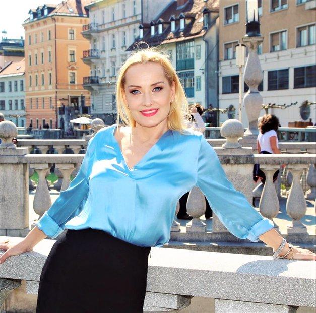 Omg! Tanja Ribič je ostrigla svoje dolge lase in ... (foto: Instagram/Tanja Ribič)