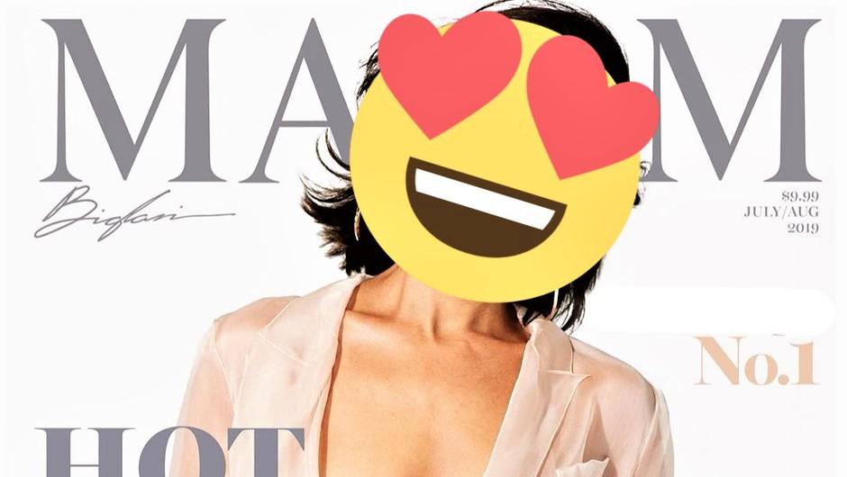 TO je najbolj SEKSI ženska na svetu (ko jo vidiš, boš vedela, zakaj!) (foto: Instagram/oliviaculpo)