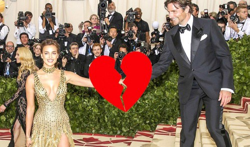 OJOJ! Po Bradleyu Cooperju in Irini Shayk se je razšel še TALE zvezdniški parček (foto: Profimedia)