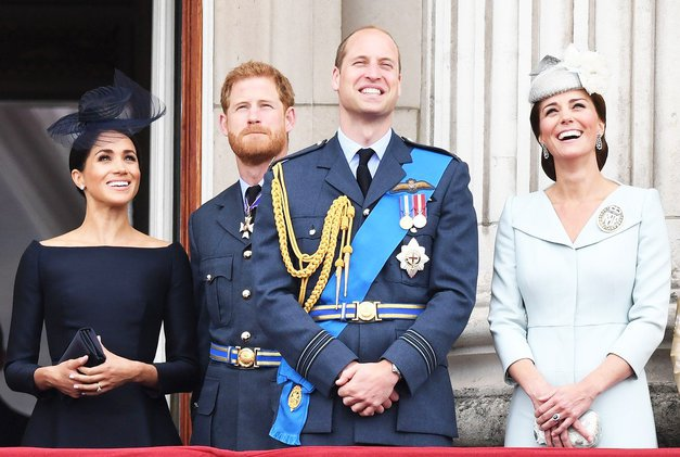 TA posnetek s pogreba princa Filipa osupnil vse kraljeve oboževalce (foto: Profimedia)