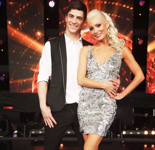 Konec je ugibanj! Franko in Svetlana (Zvezde plešejo) sta KONČNO odgovorila, ali sta PAR (foto: Instagram.com/franko_bajc)