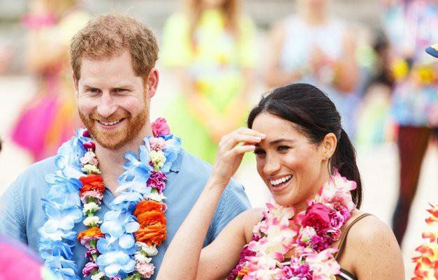 Našli smo REDKE fotografije notranjostidoma princa Harryja in Meghan Markle (foto: Profimedia)