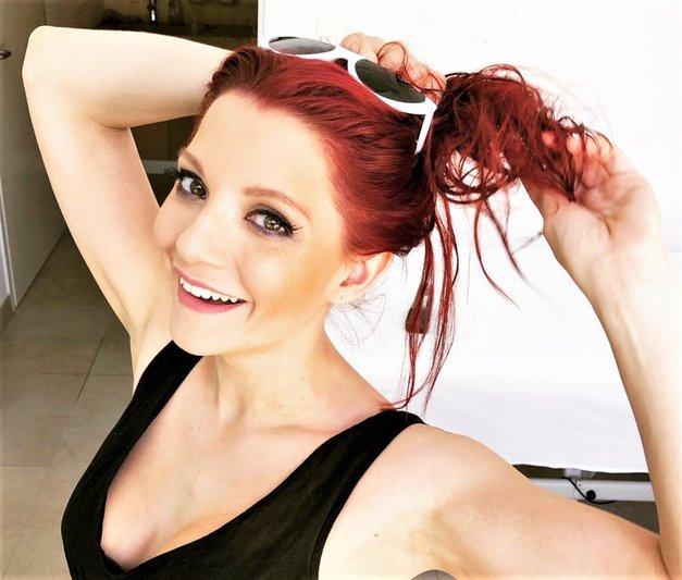 Tanja Žagar (Zvezde plešejo) je pokazala TREBUŠČEK 🥰 (foto: Instagram/Tanja Žagar)