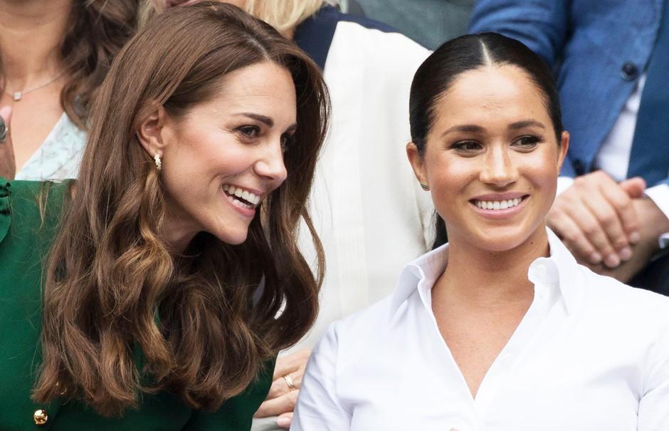 TO je EDINI lepotni izdelek, ki ga je Kate Middleton priporočila Meghan Markle (foto: Profimedia)