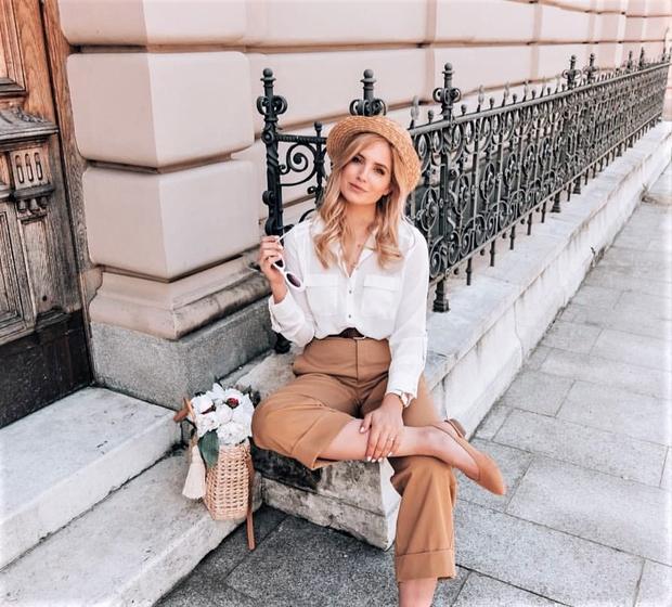 Ko pogledaš profil naše blogerke Ajde Sitar, na njem prevladujejo nežni, svetli toni. Kot pravi tudi sama, je bela barva …