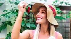 Na TOLE poletno sladico prisega Indira Ekić (brez peke in slabe vesti!)