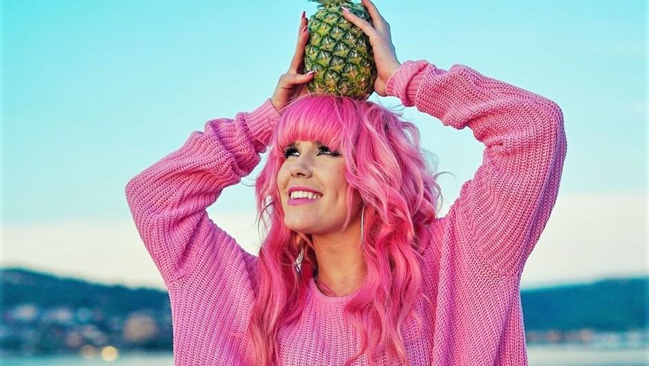 OMG, BRAVO! Nika Zorjan je prva slovenska pevka, ki ji je uspelo TOLE (foto: Instagram/Nika Zorjan)