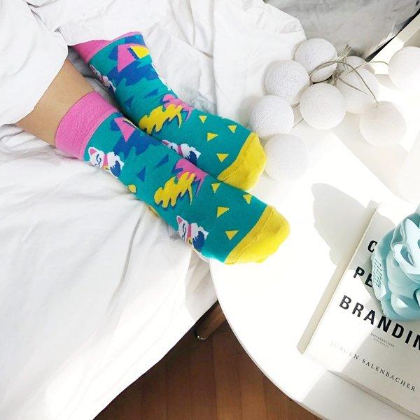 Jeeeej! 😍 Nove Zulu x Smile nogavičke so tu!  👀 (foto: Promocijsko gradivo)