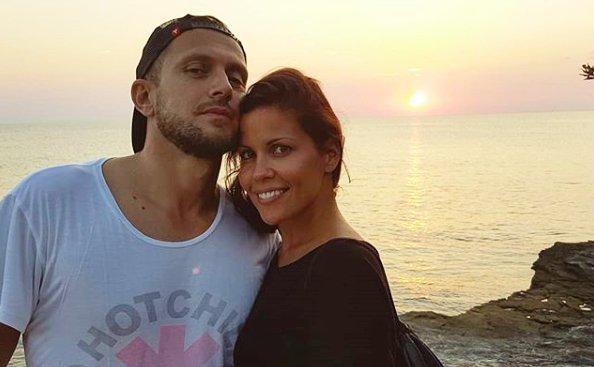 FOTO: Jure Košir in njegova Simona zaljubljena bolj kot kdajkoli prej 🥰 (foto: Instagram.com/jurekosir)