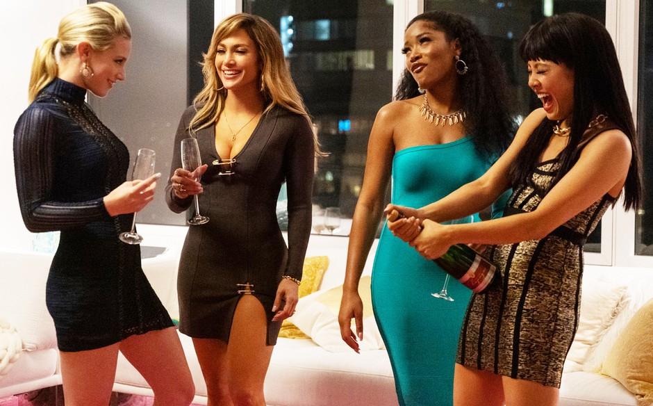 COSMO te vabi na PREMIERO filma Prevarantke na Wall Streetu (z Jennifer Lopez in Cardi B)💕 (foto: Profimedia)