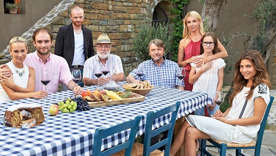 Slovenijo je pretresla novica, da se je veliko prezgodaj poslovil igralec Usodnega vina (foto: Facebook/Usodno vino)