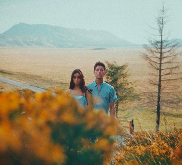 Aiiiii! Našle smo VROOOOČ 🔥 posnetek Zale in Gašperja (zelo STRASTNO!) (foto: Instagram.com/zalagasper)