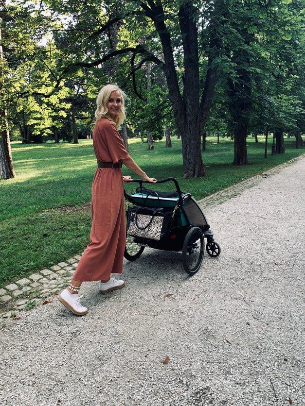 Znani Slovenci hodijo za dober namen (Akcija Združimo korake v polnem teku) (foto: Promocijsko gradivo)