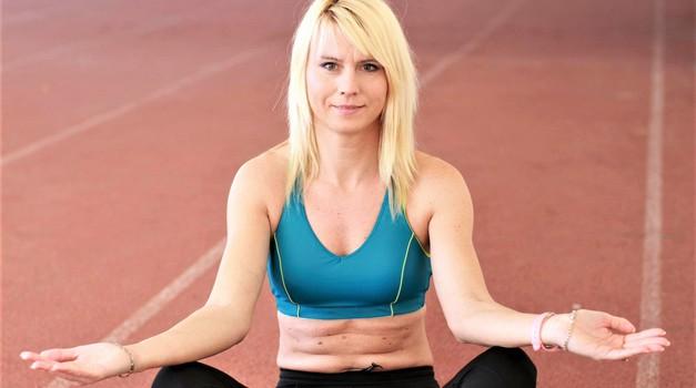 Se spomniš vrhunske športnice Jolande Čeplak? Poglej, kako se ji je v nekaj letih življenje obrnilo na glavo (foto: Foto Goran Antley)