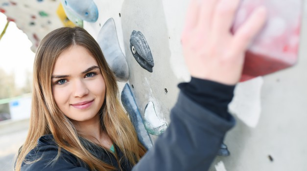 Mladi up 2018 Vita Lukan: S prijavo nimate kaj izgubiti, tako da kar na delo! (foto: Mateja Jordovič Potočnik)