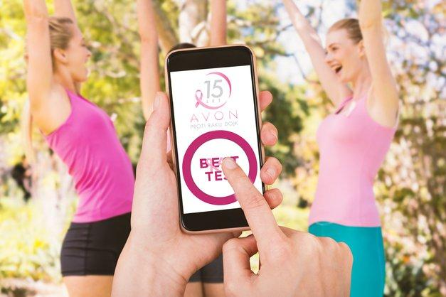 Poskrbi za svoje zdravje z aplikacijo za samopregled prsi (foto: FOTO: promocijski material)