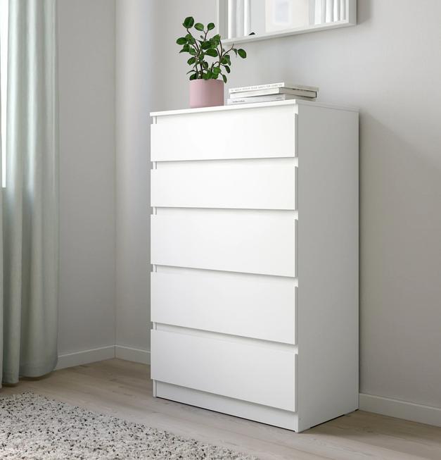 Imaš takšen predalnik? TA VIRALEN trik ga spremeni v prestižni kos pohištva (foto: IKEA)