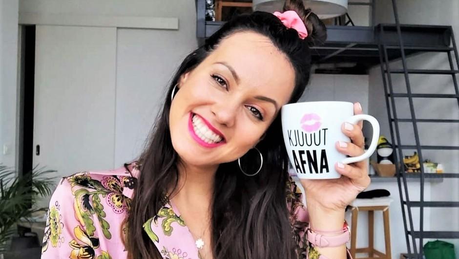Po odmevnem verbalnem 'napadu' na Lepo Afno se je zdaj oglasila tudi blogerka sama! (foto: Instagram/lepaafna)