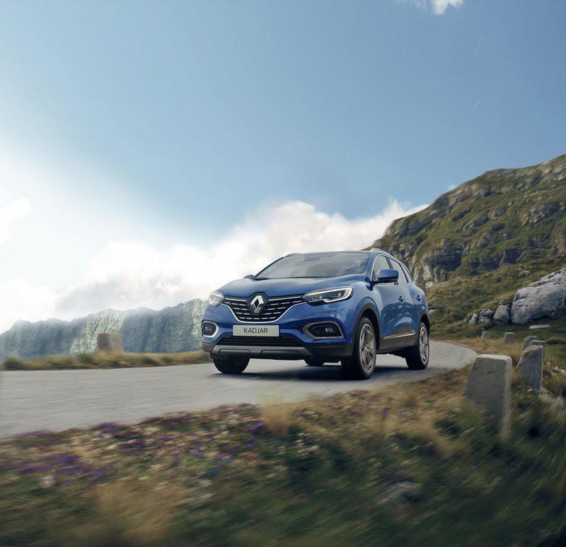 Prenovljeni Renault Kadjar: še bolj privlačen in udoben (foto: Promocijski material)