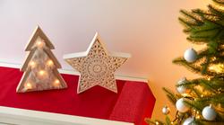 To je TOP 7 idej za TRENDI božično - novoletno okrasitev doma