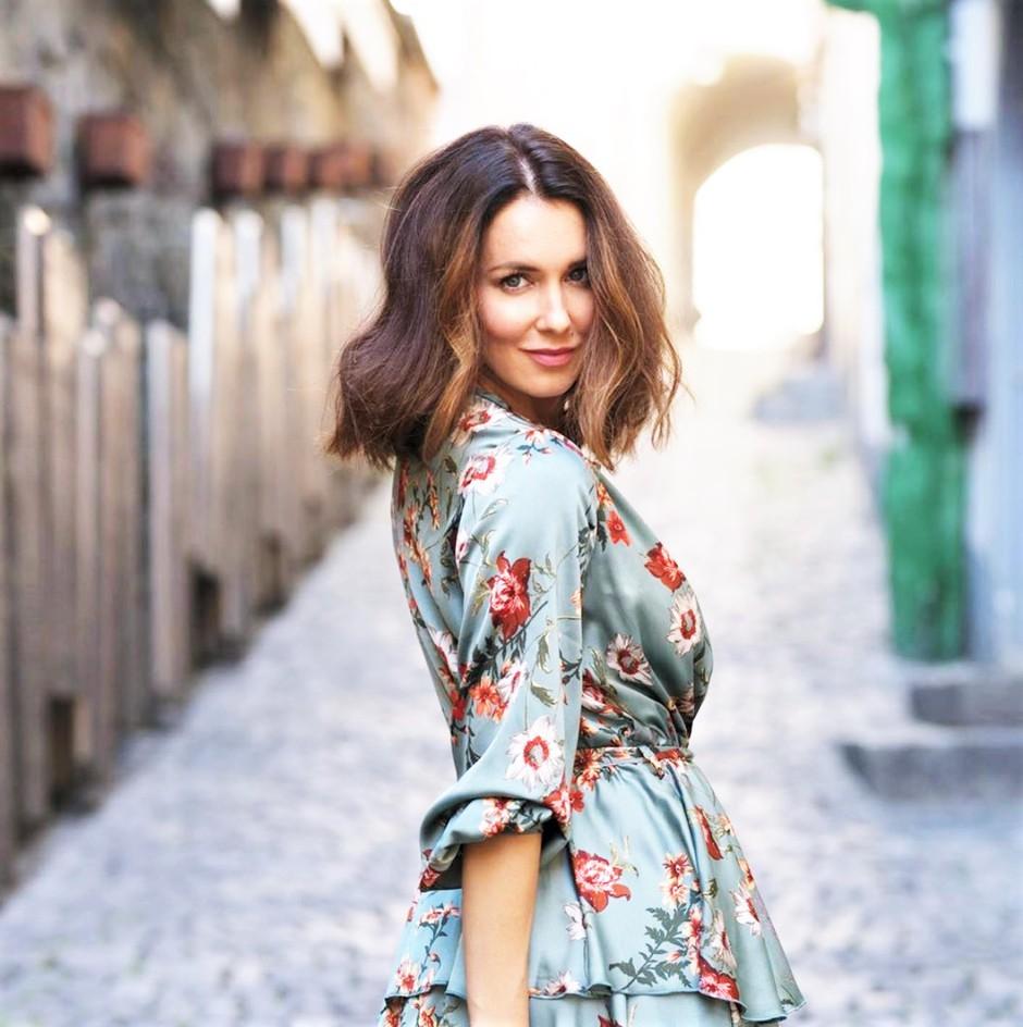 Lili Žagar končno POKAZALA, kaj počne po koncu televizijske kariere (uaaaau!!) (foto: Instagram/Lili Žagar)