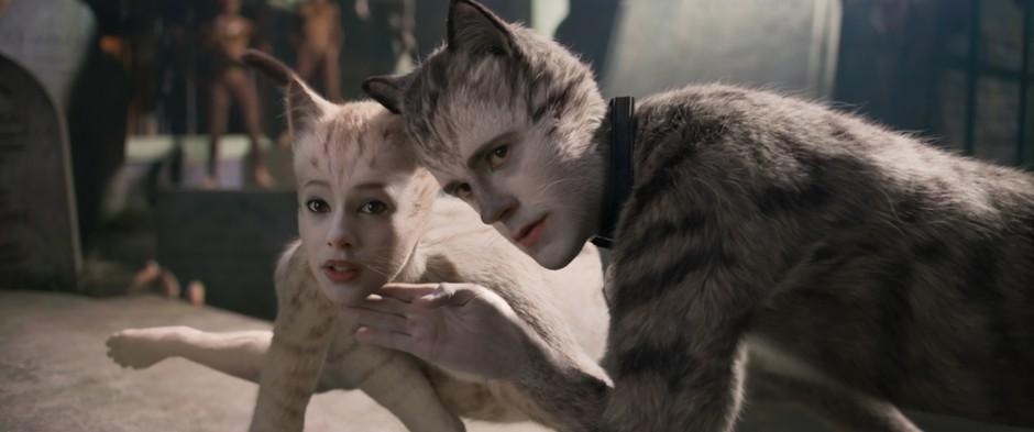 Januarja prihaja v kino film Cats! (foto: PROMO)