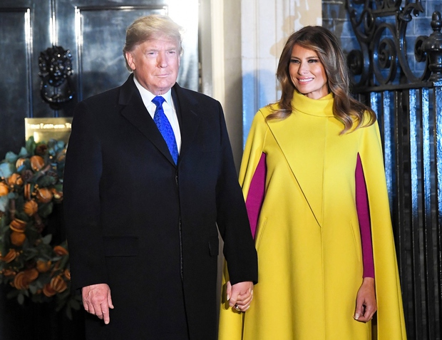 Donald in Melania Trump sta 22. januarja praznovala 16. obletnico svoje razkošne poroke, ki je takrat veljala za dogodek leta! …