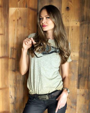 Iryna Osypenko presenetila z novim videzom (si jo že videla?😍) (foto: Instagram.com/irynaosypenko)