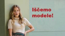 Bi se preizkusili kot model?