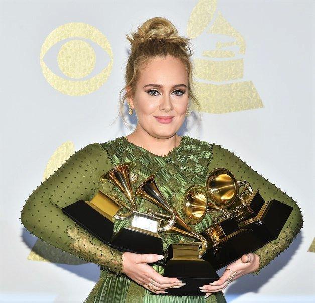 TAKO je pevka Adele shujšala za 30 kg! (dieta + jedilnik) (foto: Profimedia)