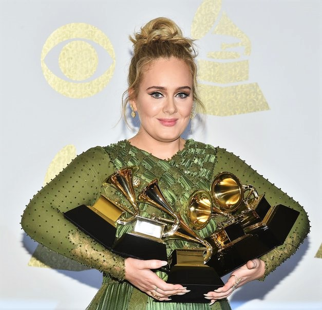 TAKO je pevka Adele shujšala za 30 kg! (dieta + jedilnik ...