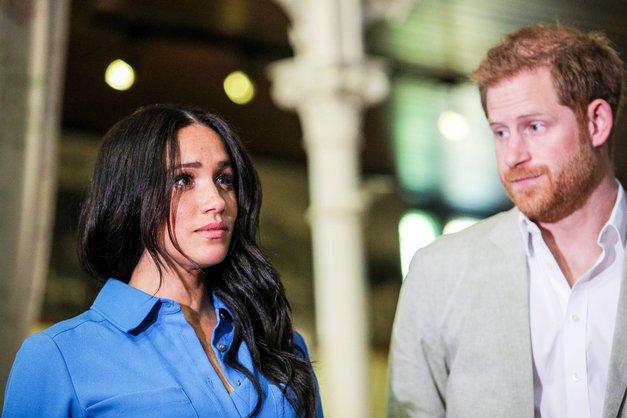 OMG! Meghan in Harry načrtujeta TOLE 👇(Kraljica bo ponorela 😬) (foto: Profimedia)