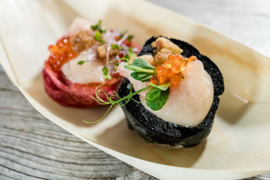 Kaj praviš na pravo kulinarično razvajanje - NA SNEGU?!  Tega 👇 ne smeš zamuditi (foto: promocijski material)