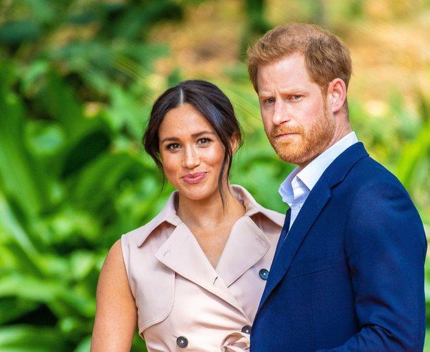 Princ Harry priznal, da se z Meghan NE STRINJATA z odločitvijo kraljice (foto: Profimedia)